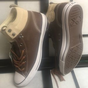 13 converse sport leather boot
